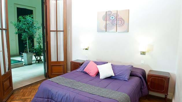 milhouse-hostel-buenos-aires-avenue-private-room